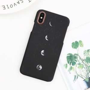 Accessories - NEW iPhone Max/XR/XS/X/7/8/7+/8+ Moon Matt Case